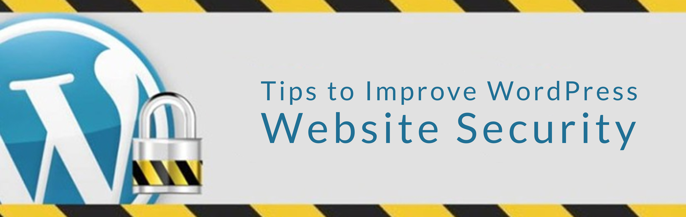 Tips to Improve WordPress Website Security