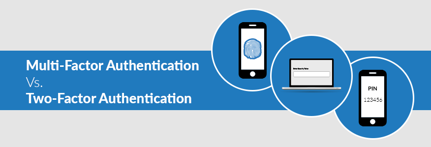 multi-factor vs two-factor authentication