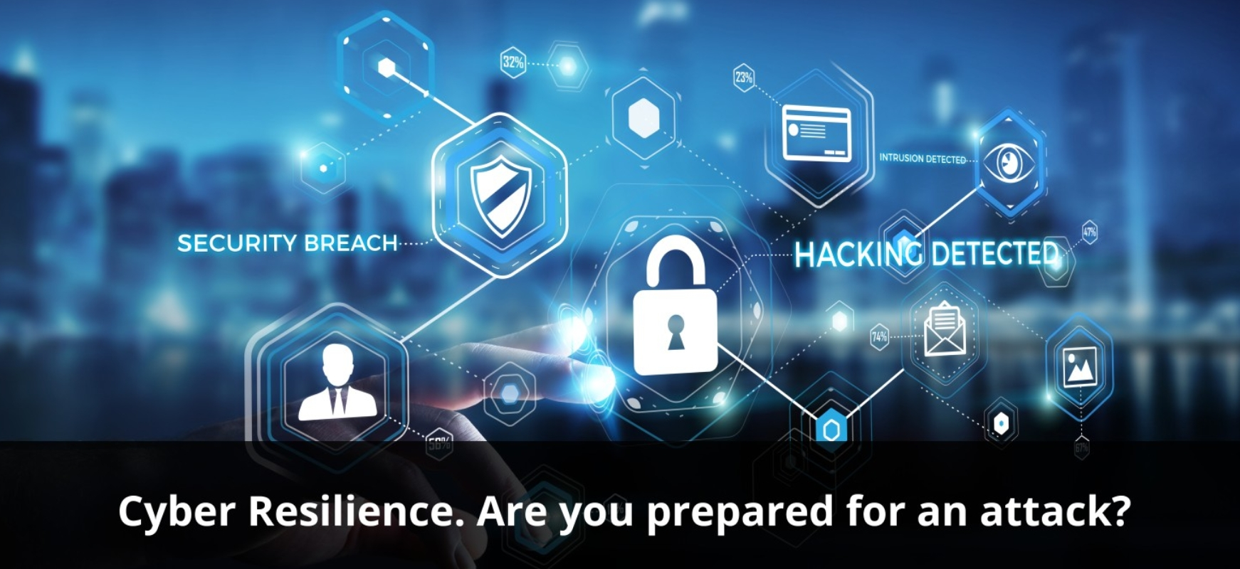 Cyber Resilience. Are you prepared for an attack?